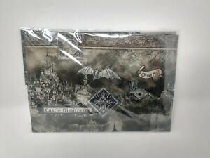 Resident Evil Village Collector's Edition Reversible Cloth Map