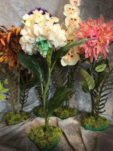 "ALICE IN WONDERLAND FLOWERS /""LUXE/"" EDITION GUARDIAN HYDRANGEA MAIDEN SUTHERLAND"
