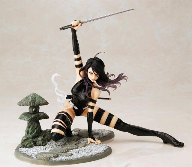 Psylocke X-Force Ninja Shunya Yamashita 1/7 Unpainted Figure Model Resin Kit