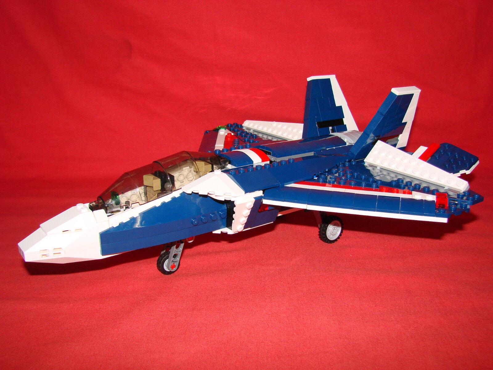 Lego Creator ref 31039 L'avion bleu - Jouet - Toy