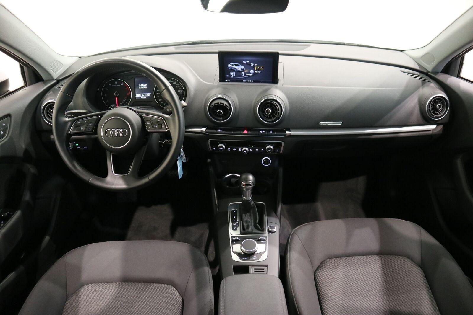 Audi A3 1,0 TFSi 116 S-tr. - billede 11