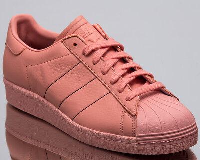 Adidas Original Superstar 80s Jahre Herren Neu Sneakers Spur Rosa Schuhe B37999 | eBay