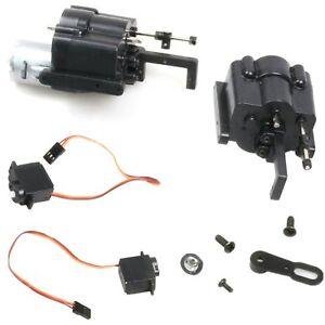 Getriebe-Speed-Gearbox-Motor-Ersatzteile-Shift-Servo-fuer-WPL-B14-B16-B24-C14-C24