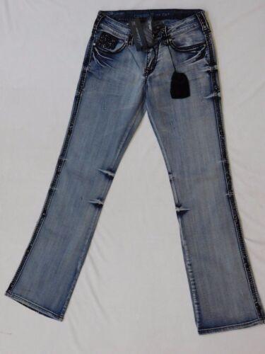 Women/'s Cowgirl Tuff Jeans-Shazam Black