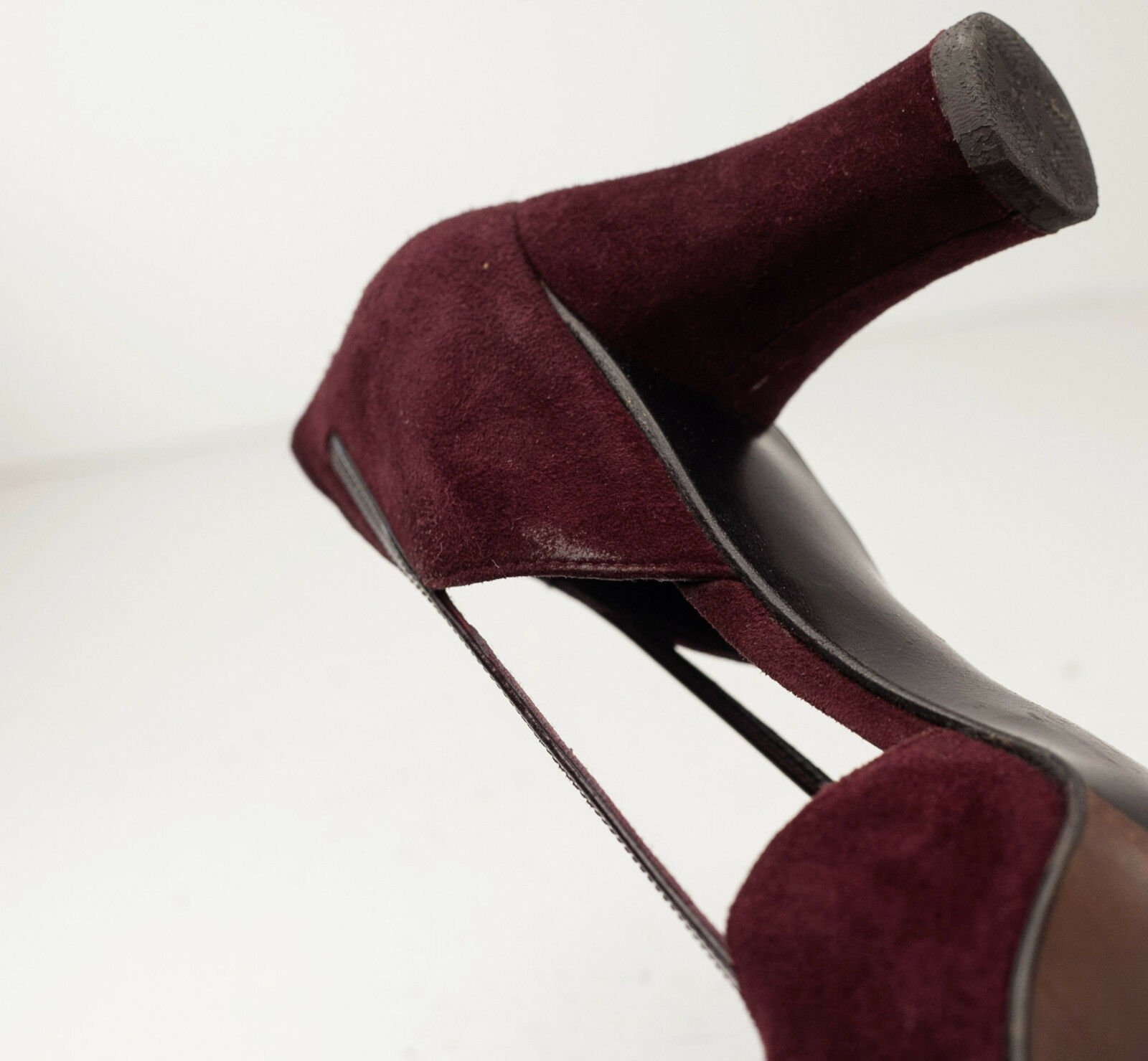 Stuart Womens Weitzman 11 Burgundy Pumps Womens Stuart Shoes 0d08e0