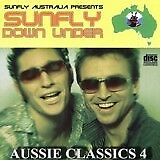 AUSSIE CLASSICS VOL 4 SUNFLY DOWN UNDER KARAOKE CD+G / 12 TRACKS