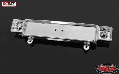 RC4WD CHEVROLET BLAZER Chrome Front grill avec option plastique insère Z-B0124 K5