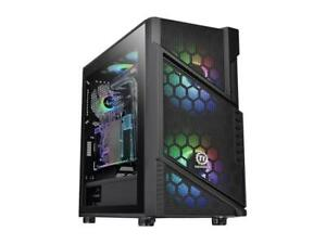 Thermaltake-Commander-C31-Motherboard-Sync-ARGB-ATX-Mid-Tower-Computer-Chassis-w