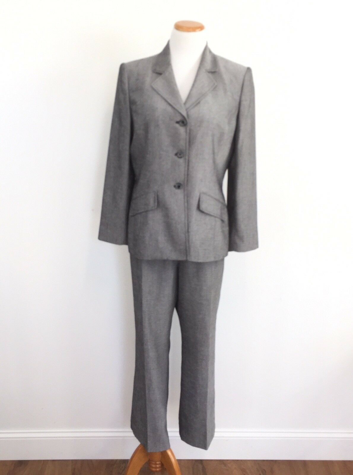 Collections For Le Suit 12 Petite Pant Suit Fully Lined Womens Size 12 P