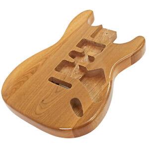 Corpo per chitarra elettrica stratocaster in frassino diy guitar body ash