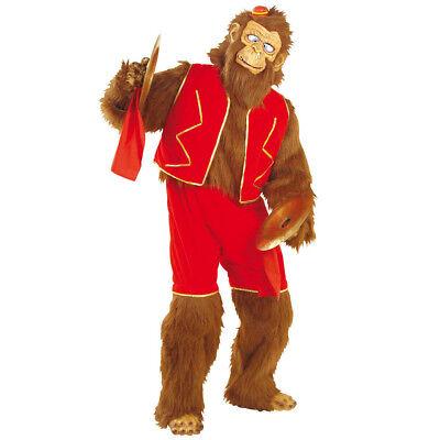 Affe Ganzkörperkostüm Affen Kostüm Aus Plüsch Affenkostüm Affenmann Tierkostüm