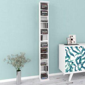 Scaffale libreria in legno design moderno 12 scomparti - Porta dvd in legno ...