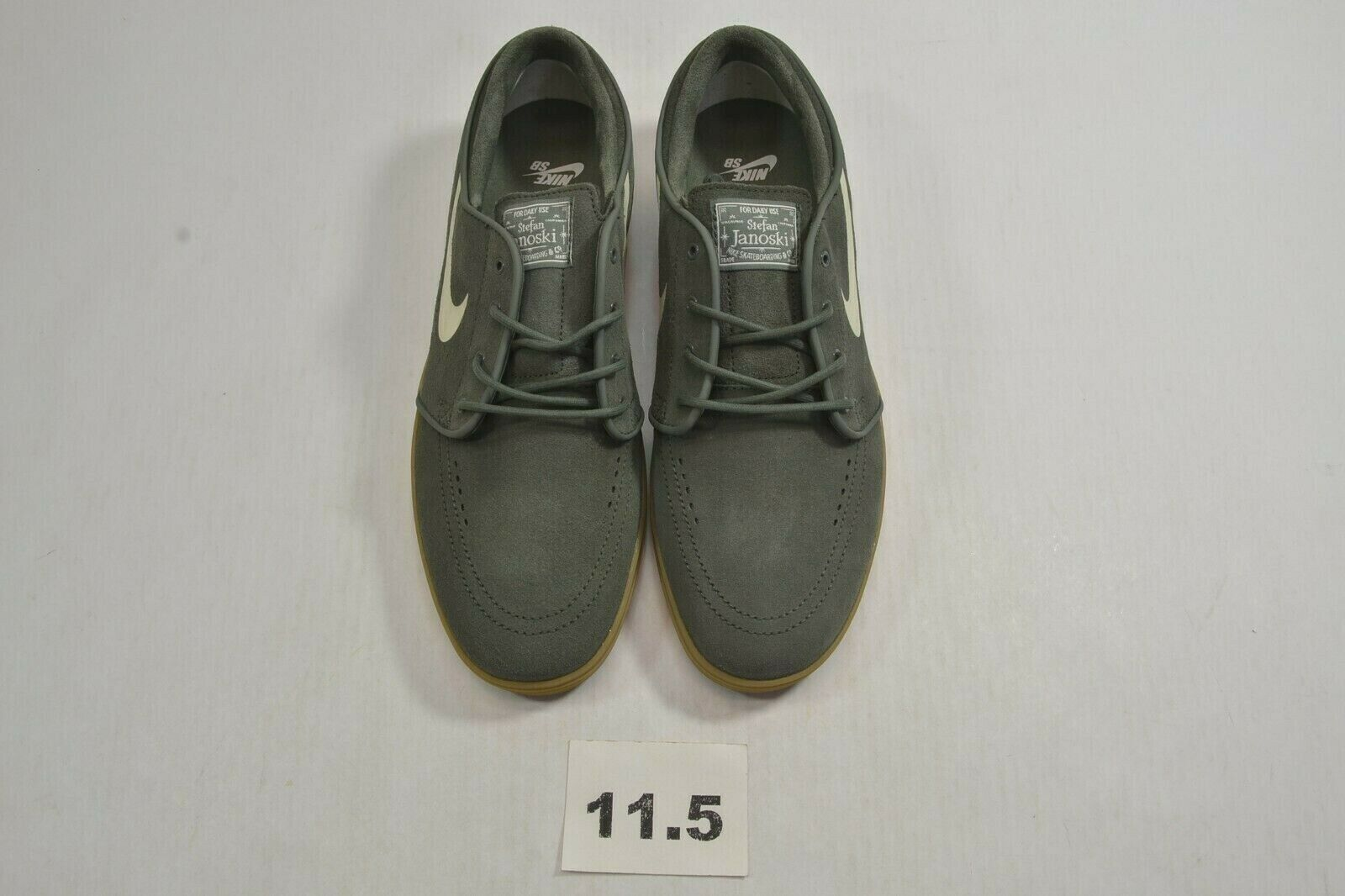 Nike LUNAR STEFAN JANOSKI River River River Rock Sail Gum Light Brown (D) (503) Men's shoes 5ddcfe