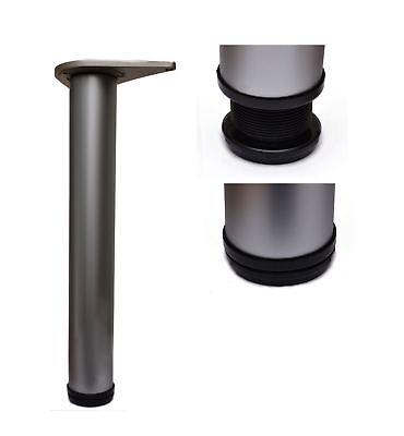 4 X 870mm In Alluminio Regolabile Bar Supporto Tavolo Gamba 60mm- Adottare La Tecnologia Avanzata
