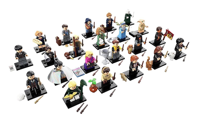 LEGO® Harry Potter™ - 71022 Minifiguren Komplettsatz - alle 22 Figuren - NEU -