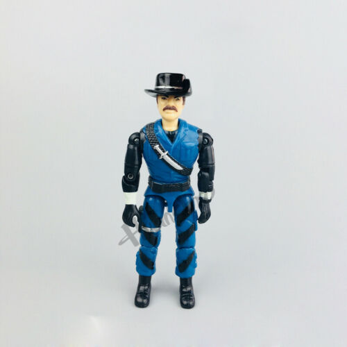 "3.75/"" Gi Joe  western cowboy  Figure  with 5pcs accessories  Toy"