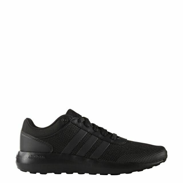 Size 9 - adidas NEO Cloudfoam Race Black