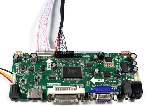 Kit for LTN150XB B150XG01 HDMI+DVI+VGA LCD LED screen Controller Board Driver