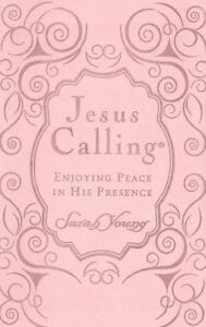 Jesus-Calling-Women-039-s-Ed-Imitation-Leather-Pink