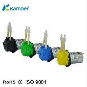 Pumps (water) 1pc Kamoer Nkp-da-b08 Peristaltic Pump 24v Dc Bpt Tube Ultra-silent Water Pump With The Best Service