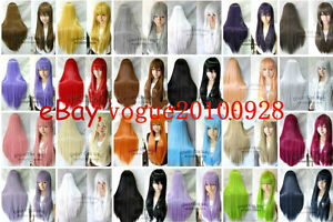 Promotion-21-colors-Fashion-Resistant-Long-Straight-Cosplay-wigs-Party-wig-80cm