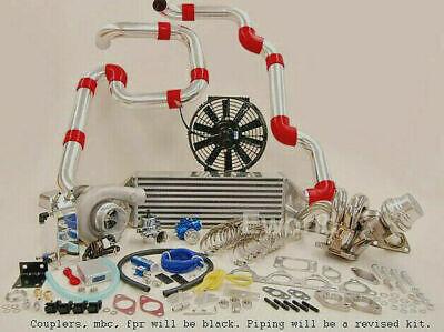 Silicone Radiator Hose Piping Tube Kit For HONDA PRELUDE Si//S//VTEC H22A 1992-1996 Black 93 94 95