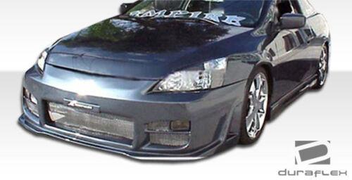 03-07 Honda Accord 2DR Duraflex Evo 5 Side Skirts Rocker Panels 2pc 100555