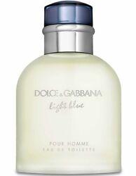 Dolce & Gabbana Light Blue edt 4.2 oz Cologne for Men