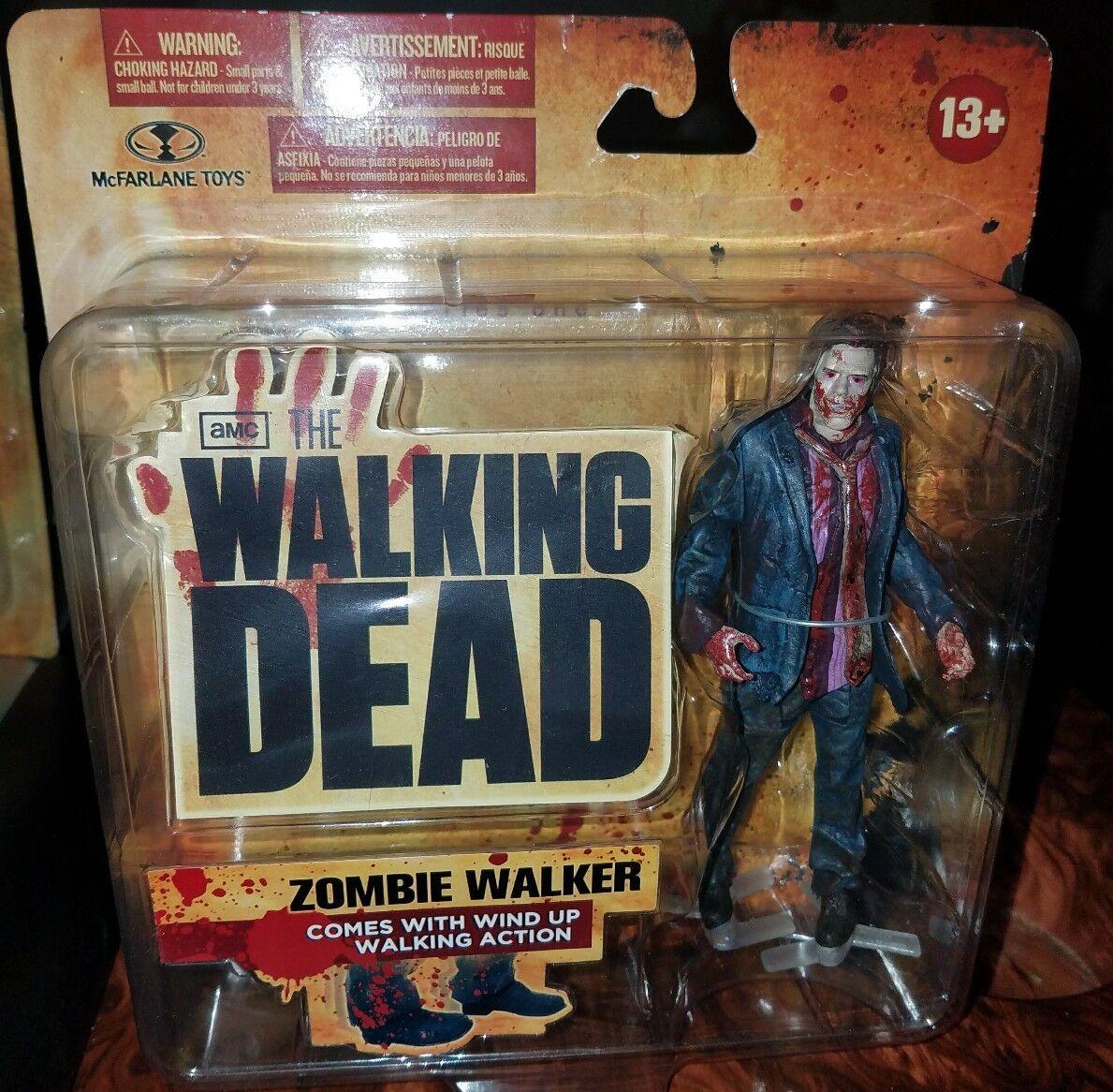 McFarlane Toys Zombie Walker The Walking Dead TV Series 1 Action Figure