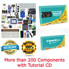 Arduino Starter Kit Uno R3mega 2560 Ide Compatible With Tutorial Cd 2020 New