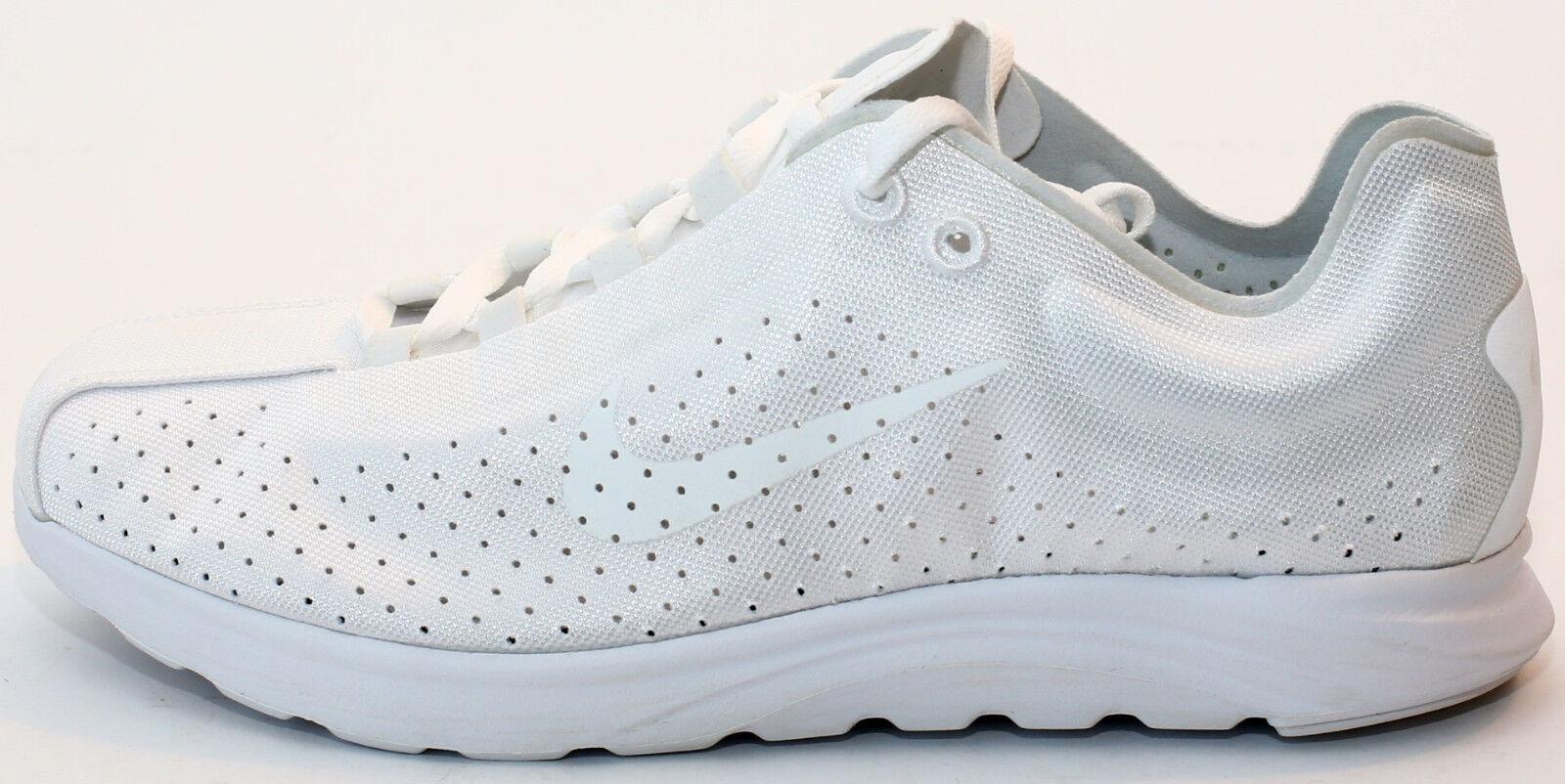 Nike 898027100 Mayfly Lite BR Sneaker Turnschuhe - Größe 46 - Weiß - Neu (F)