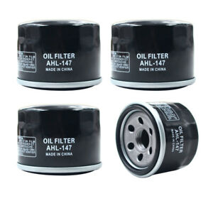 4X-Oil-Filter-for-Kymco-XCITING-500-UXV-500I-Yamaha-YFM700F-GRIZZLY-AUTO-4X4-EPS