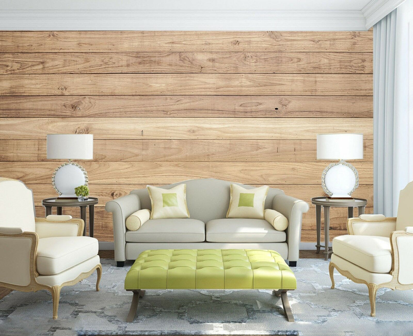 3D Gestreiftes Holz 588 Tapete Tapeten Mauer Foto Familie Tapete Wandgemälde DE