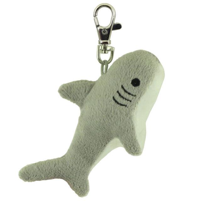 Aurora World Plush - Sea Life Clip-On - SHARK (6 inch) - Stuffed Animal Toy -New