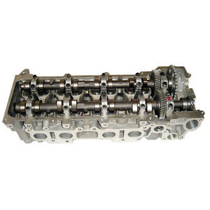 Complete toyota tacoma 4 runner 2 7 2 4 dohc cylinder head for Toyota 4 7 v8 crate motor
