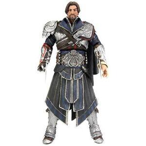 NECA-Assassin-039-s-Creed-Brotherhood-Ezio-Unhooded-Action-Figure