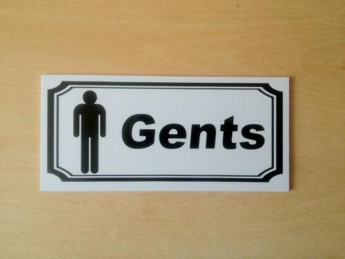Gents Toilet Sign BS-06