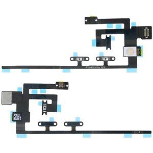 """Strict Pour Ipad Pro 10.5"""" Power Flex Câble Avec Volume Boutons & Flash Del Remplacement-afficher Le Titre D'origine"""