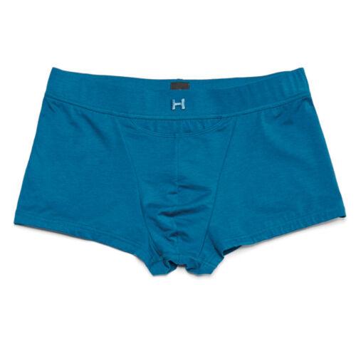 HOM Passions H01 Boxer Shorts Trunk Pant Brief 400407 Underwear Purple Blue