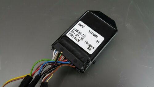Original bmw exterior arnés Memory Indutherm twa electricistas anklappbar 7443908