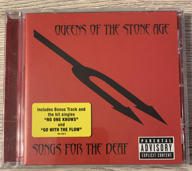 Songs For The Deaf von Queens of the Stone Age (2002)