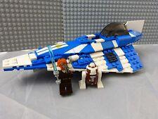 LEGO StarWars 8093 Plo Koon's Starfighter (LE 8093-190 I)