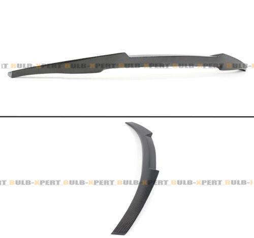 FOR 14-2020 AUDI A3 SLINE S3 RS3 4DR SEDAN 8V M STYLE CARBON FIBER TRUNK SPOILER