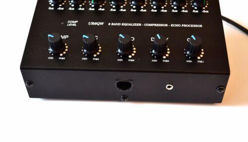 8Band Sound Equalizer to radio FT-450 FT-817 FT-857 FT-897 FT-900 FT-991