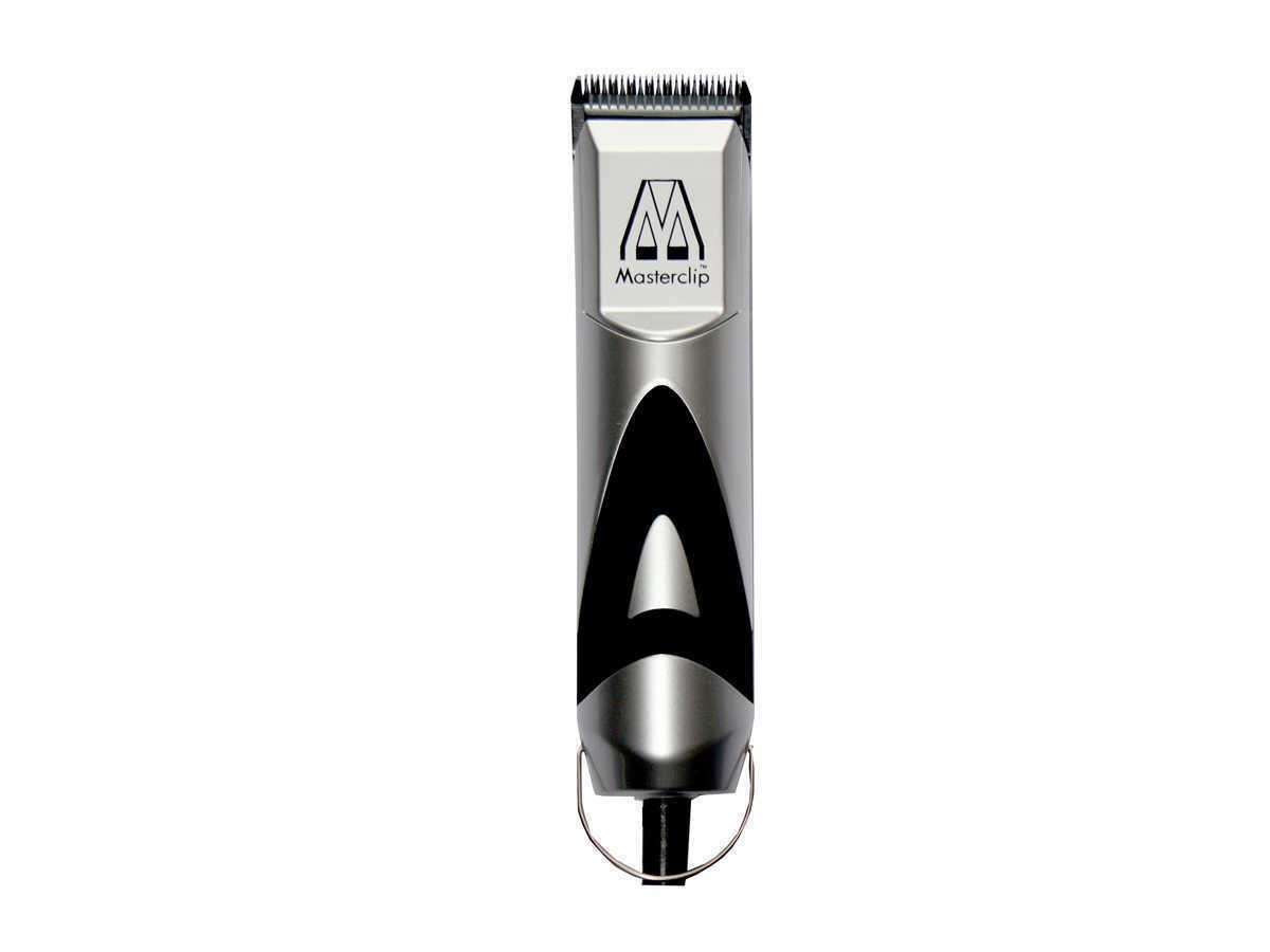 Bichon avanese cane Clippers Clippers Clippers Trimmer Set con 3 lame da Masterclip Professional 8d2045