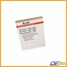 Bentley Manual For: Audi A6 Quattro 2000 99 98 1999 1998