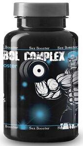 Anabol-Complex-Testosteron-Booster-Sex-Booster-Kapseln-Muskelaufbau-Schnell-Hart