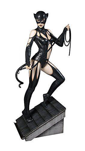 Catwoman (DC Comics) Yamato EE. UU. estatua figura de fantasía