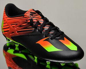 La imagen se está cargando Adidas-Messi-15-3-FG-AG-Hombres-Zapatos- 2afd6c8f35022