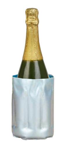 Kühlmanschette mit Klettverschluss Flaschenkühler Sektkühler Weinkühler Kühlakku